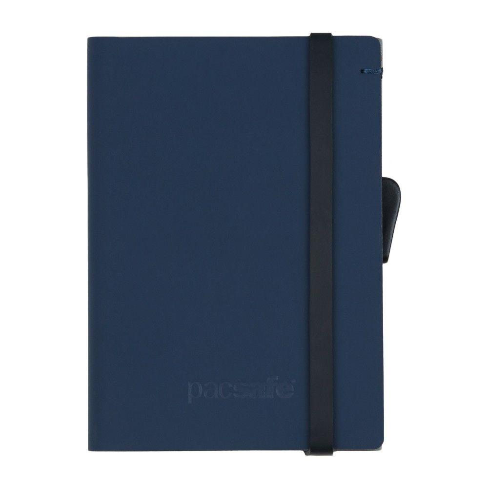 Pacsafe Rfidsafe Tec Slider Blau, Geldbörsen, One Size