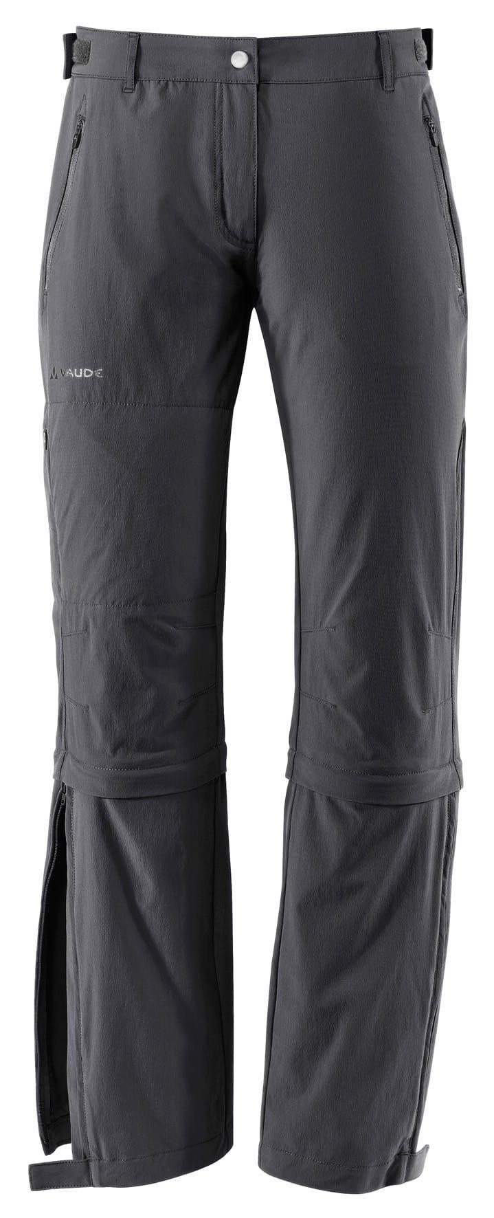 Vaude Womens Farley Stretch Capri T-Zip II | Größe 36,36 - Short,38 - Long,38,