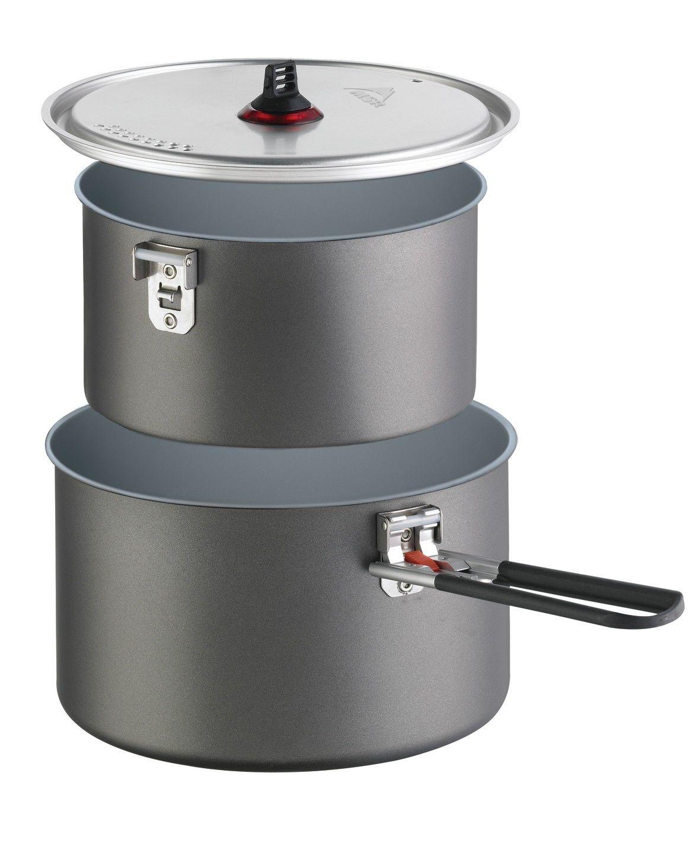 MSR Keramik-Topf Set Grau, One Size -Farbe Grey, One Size
