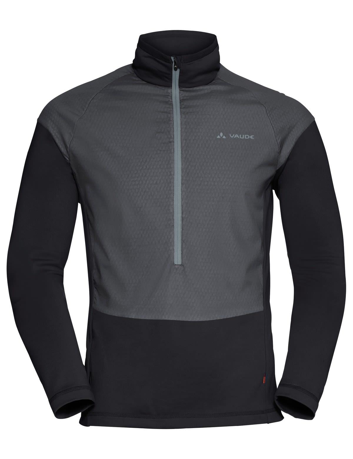 Vaude Mens Bormio Halfzip | Größe M,XL | Herren Sweaters & Hoodies