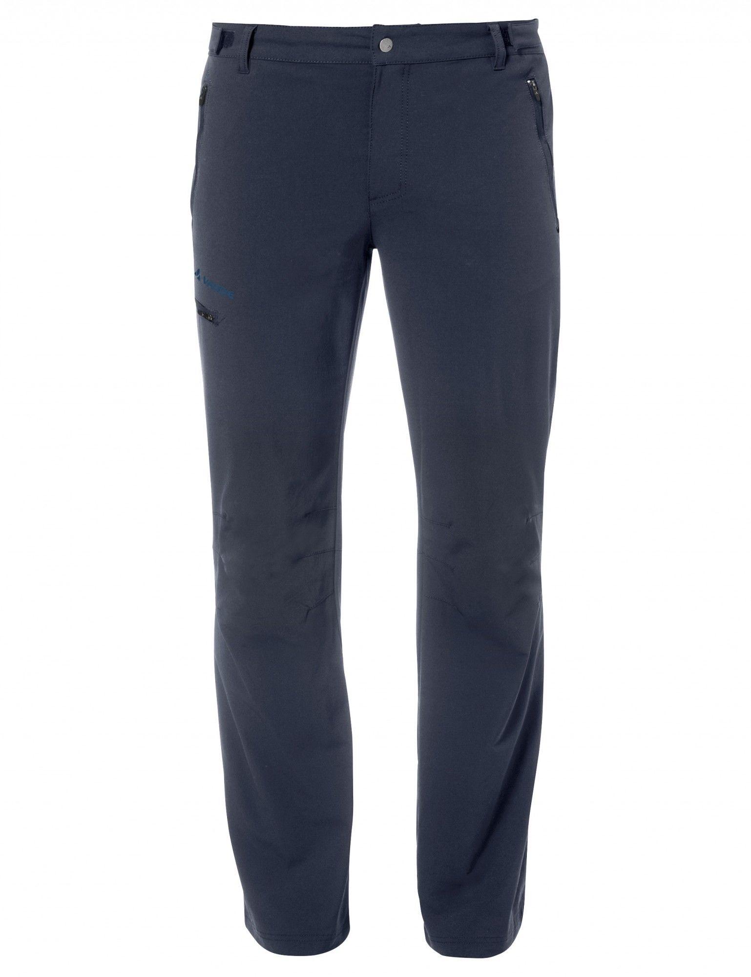 Vaude Farley Stretch Pants II Blau, Male 52 -Regular -Farbe Eclipse, 52 -Regular