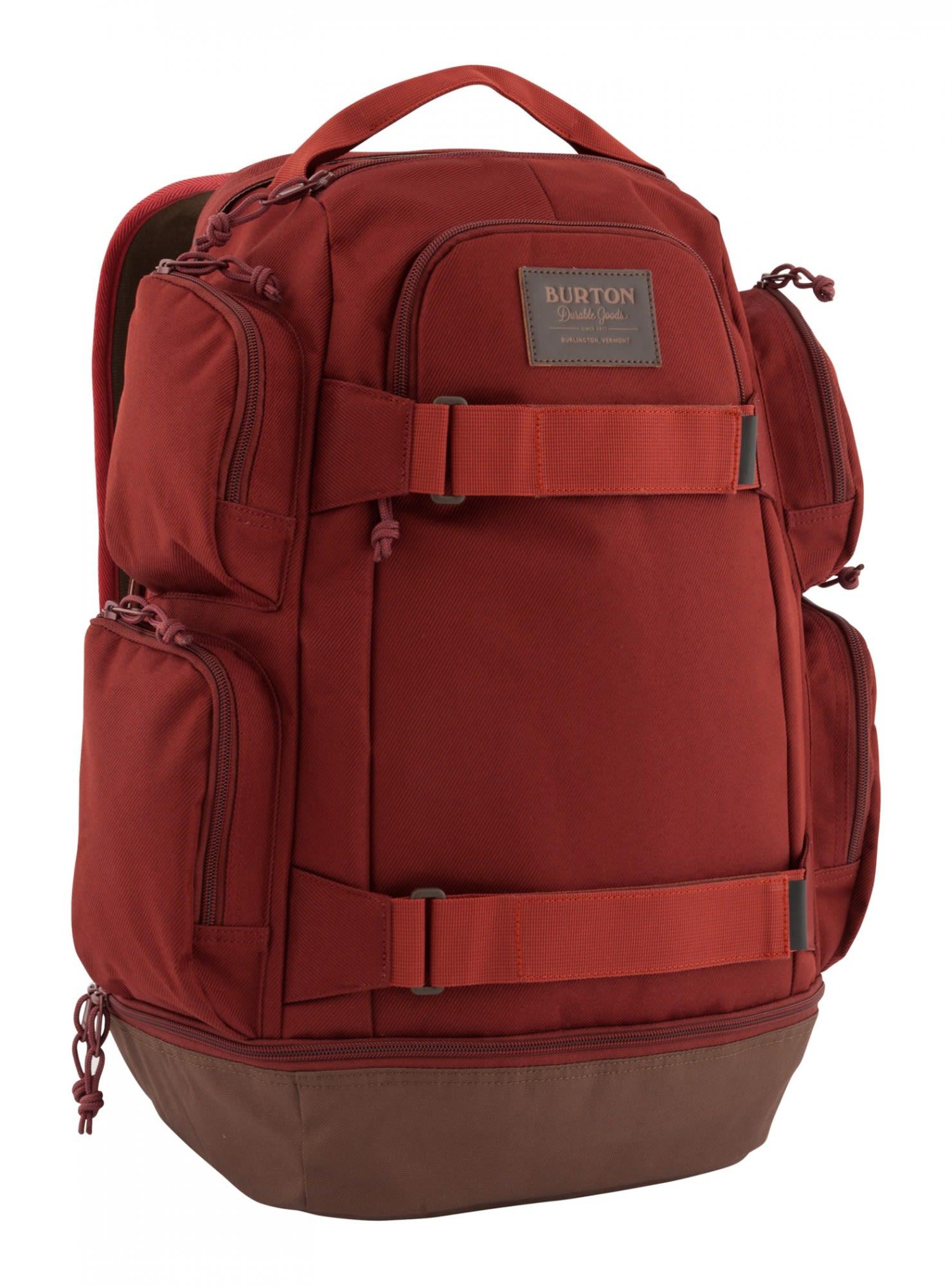Burton Distortion Pack Rot, Daypack, 29l