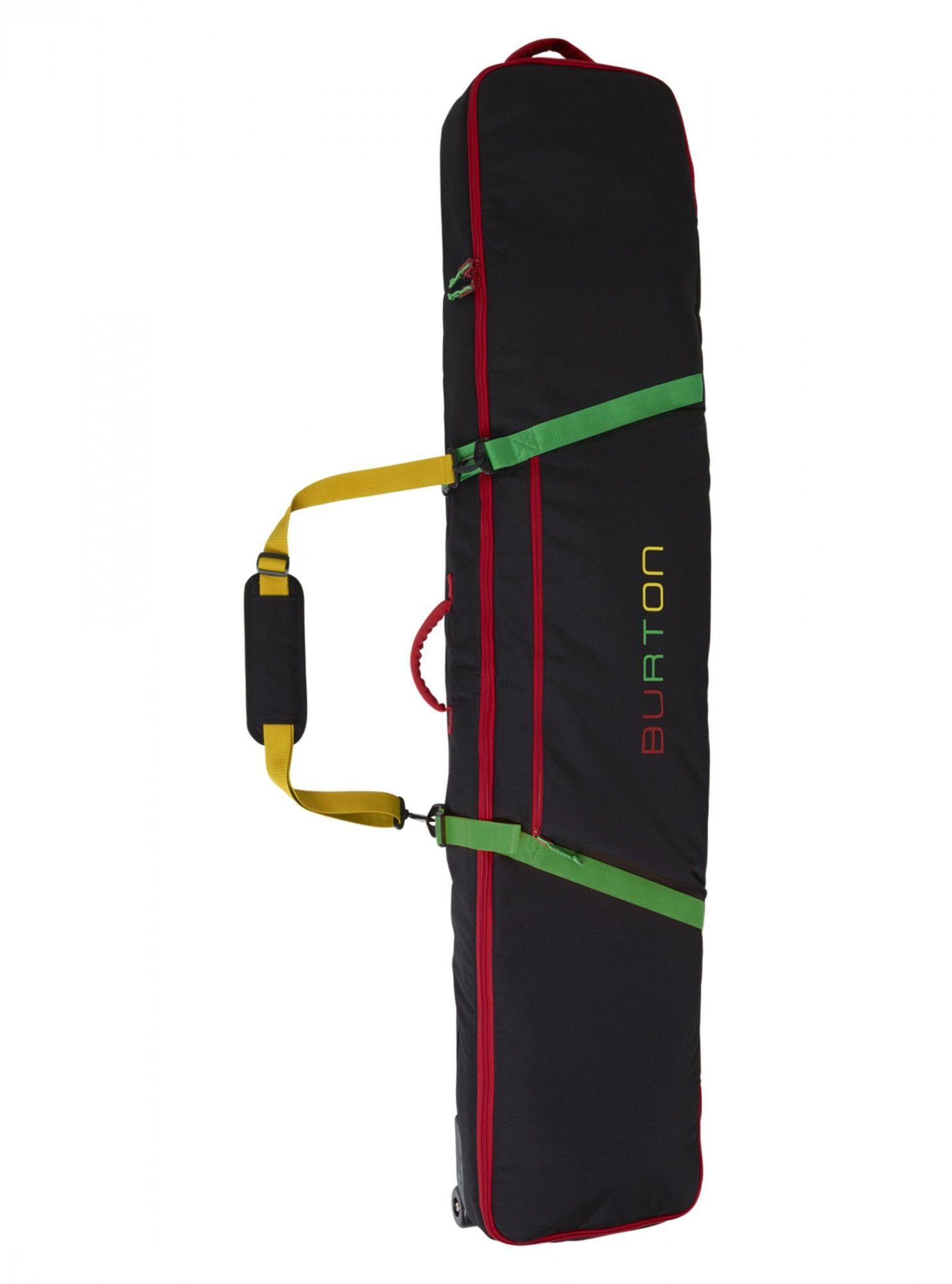 Burton Wheelie Gig Bag | Größe 146 cm,156 cm,166 cm,181 cm |  Ski- & Snowboard