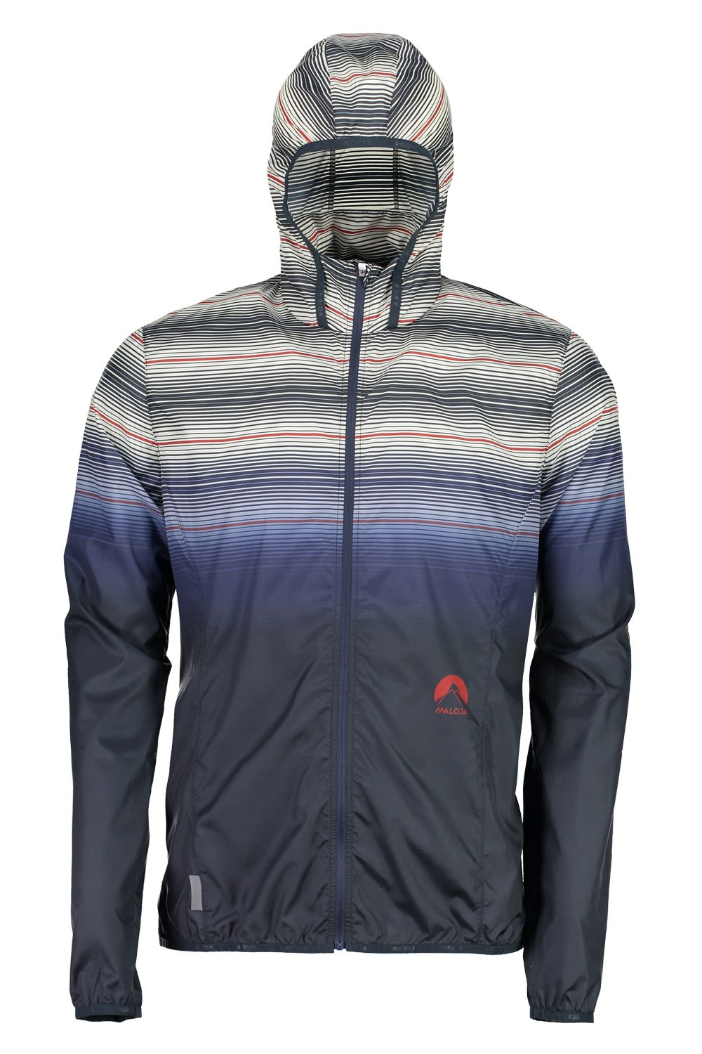 Maloja Joakimm. Jacke Blau, Male Isolationsjacke, XL