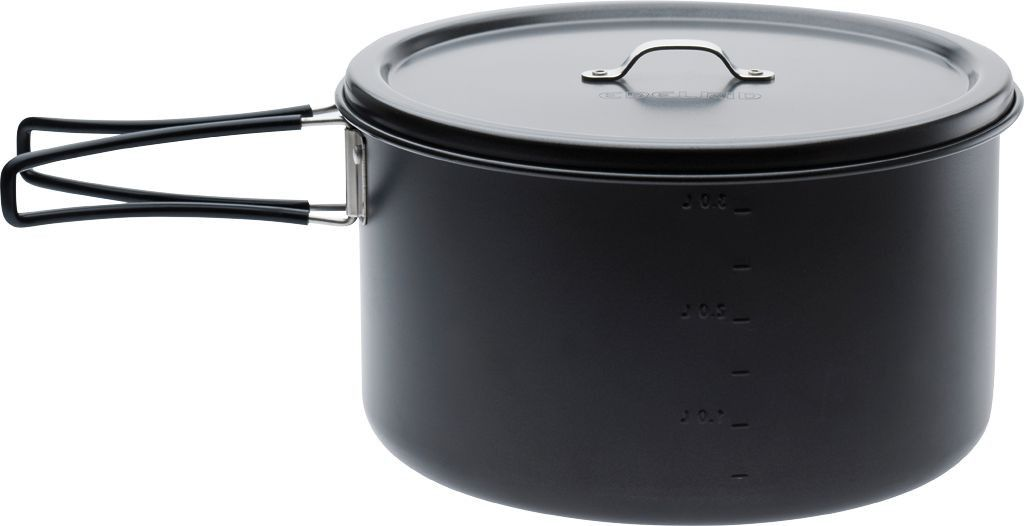 Edelrid Ardor Big Pot NON-Stick Schwarz, One Size -Farbe Black, One Size