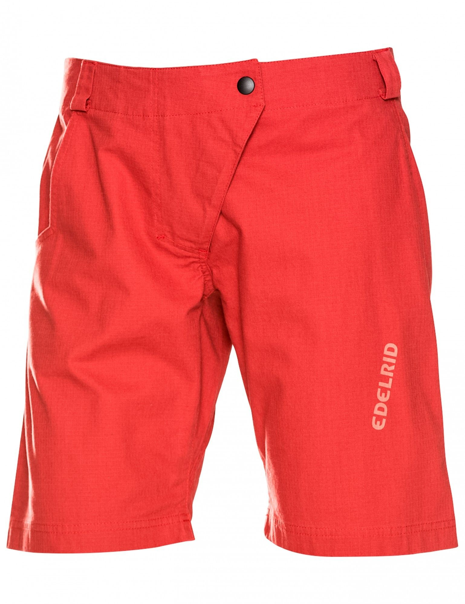 Edelrid Rope Rider Shorts Rot, Female Shorts, S -36