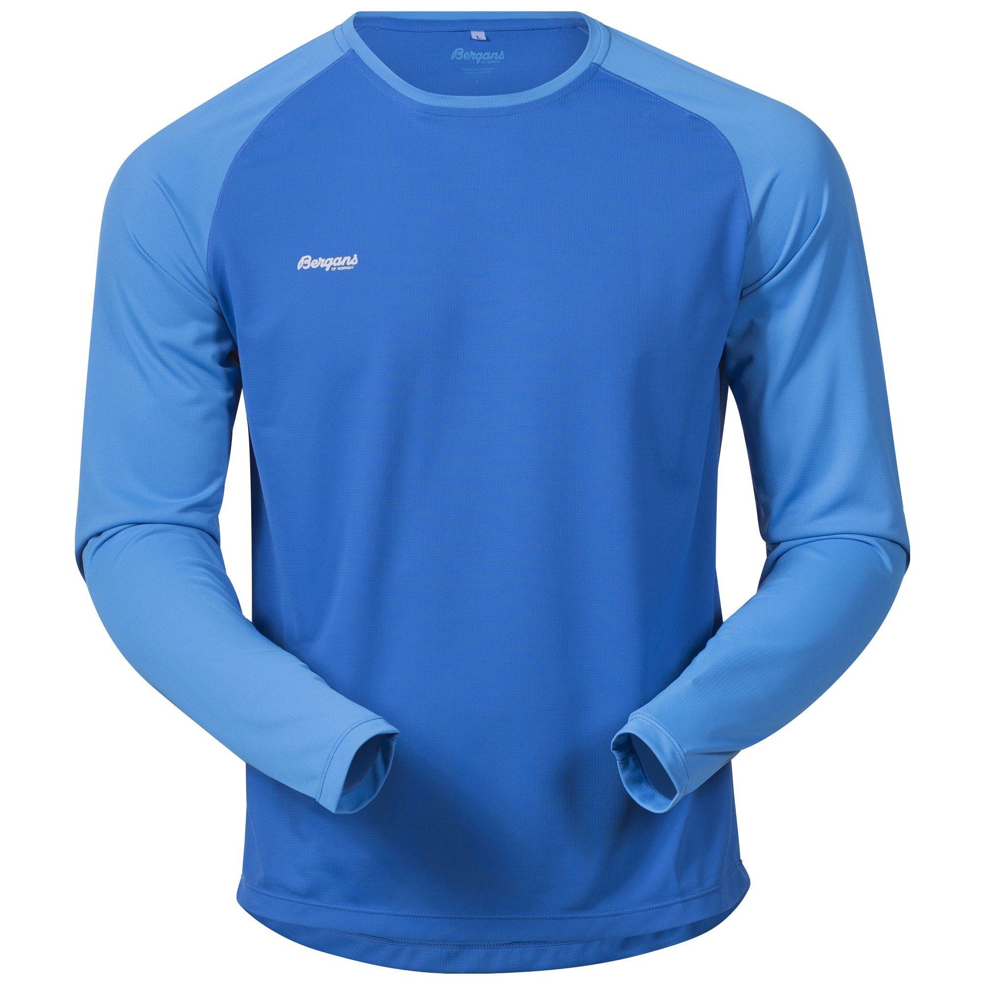 Bergans Slingsby Long Sleeve | Größe S,M,L,XL,XXL | Herren Langarm-Shirt