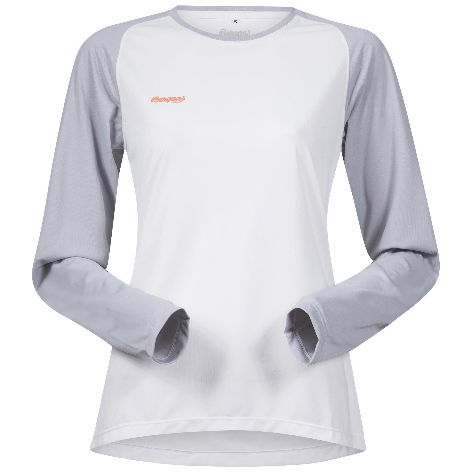 Bergans Slingsby Lady Long Sleeve | Größe XS,S,M,L,XL | Damen Langarm-Shirt