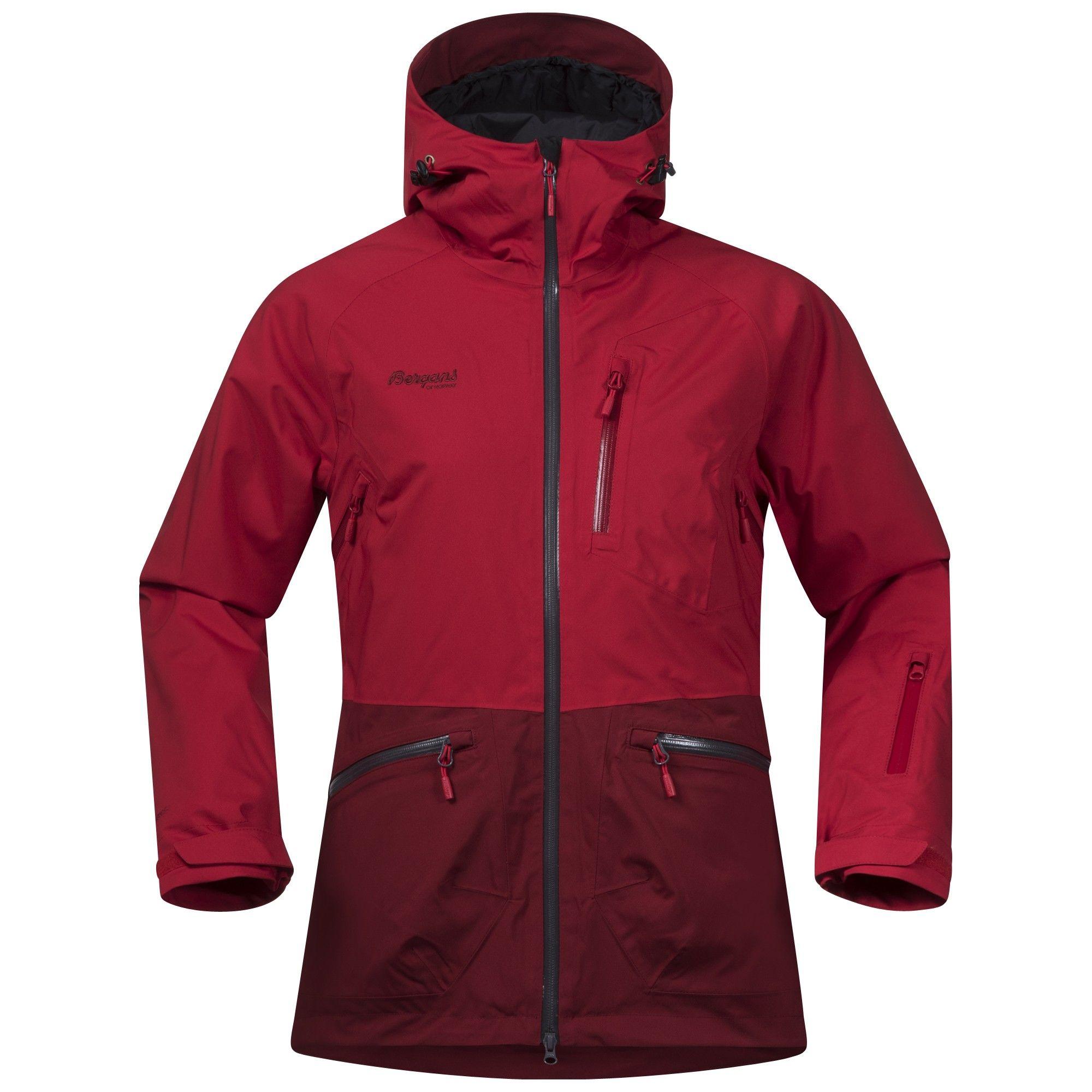 Bergans Myrkdalen Lady Jacket | Damen Regenjacke