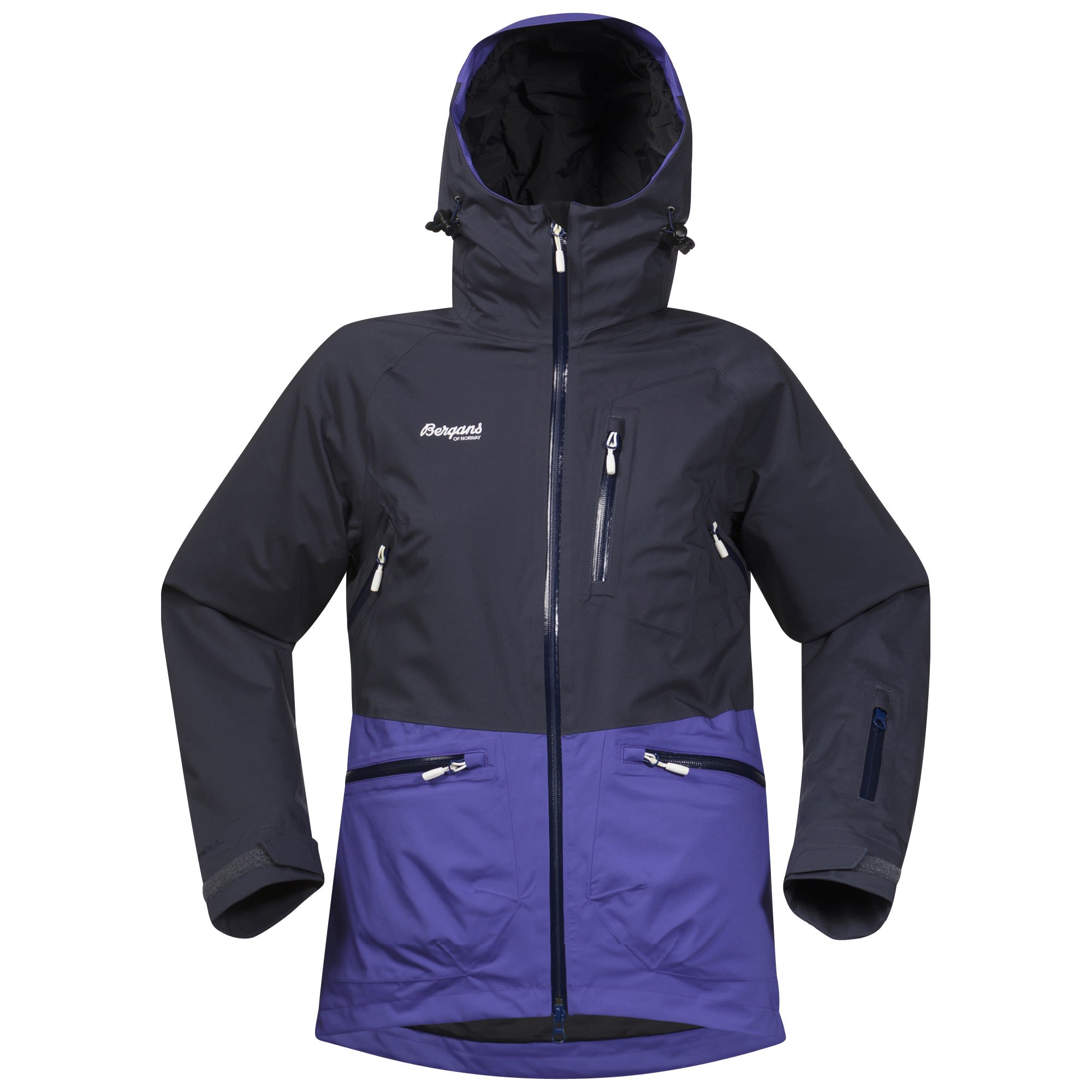 Bergans Myrkdalen Insulated Lady Jacket | Größe XS,S,M,L,XL | Damen Isolations