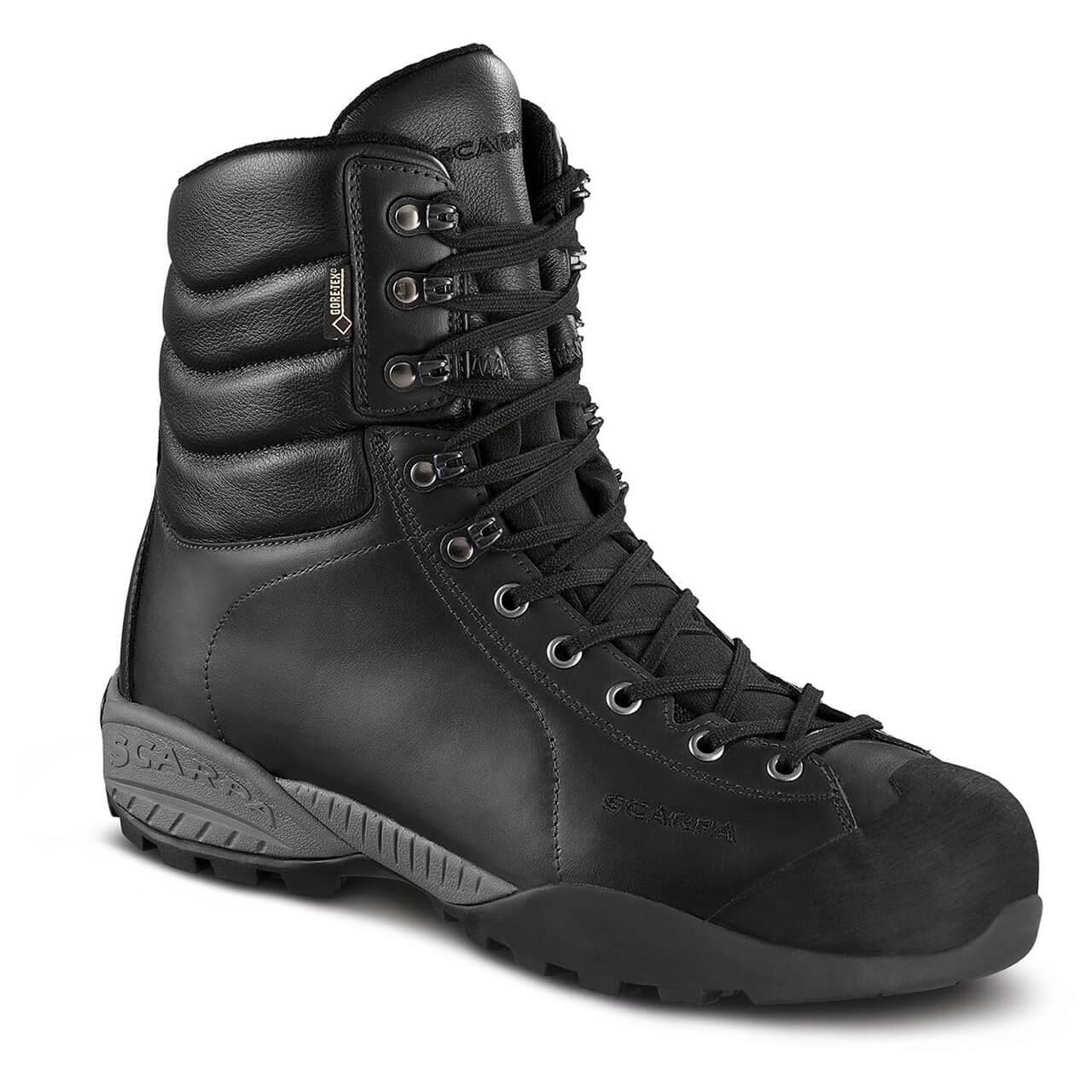 Scarpa Mojito Maxi Gtx® Schwarz, Male Gore-Tex® EU 43 -Farbe Black, 43