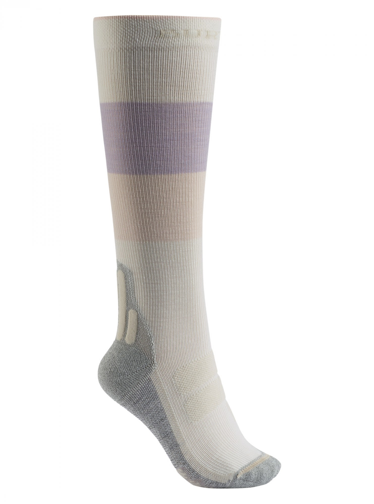 Burton Performance Plus Ultralight Compression Sock Beige, Female Merino S/M -Fa