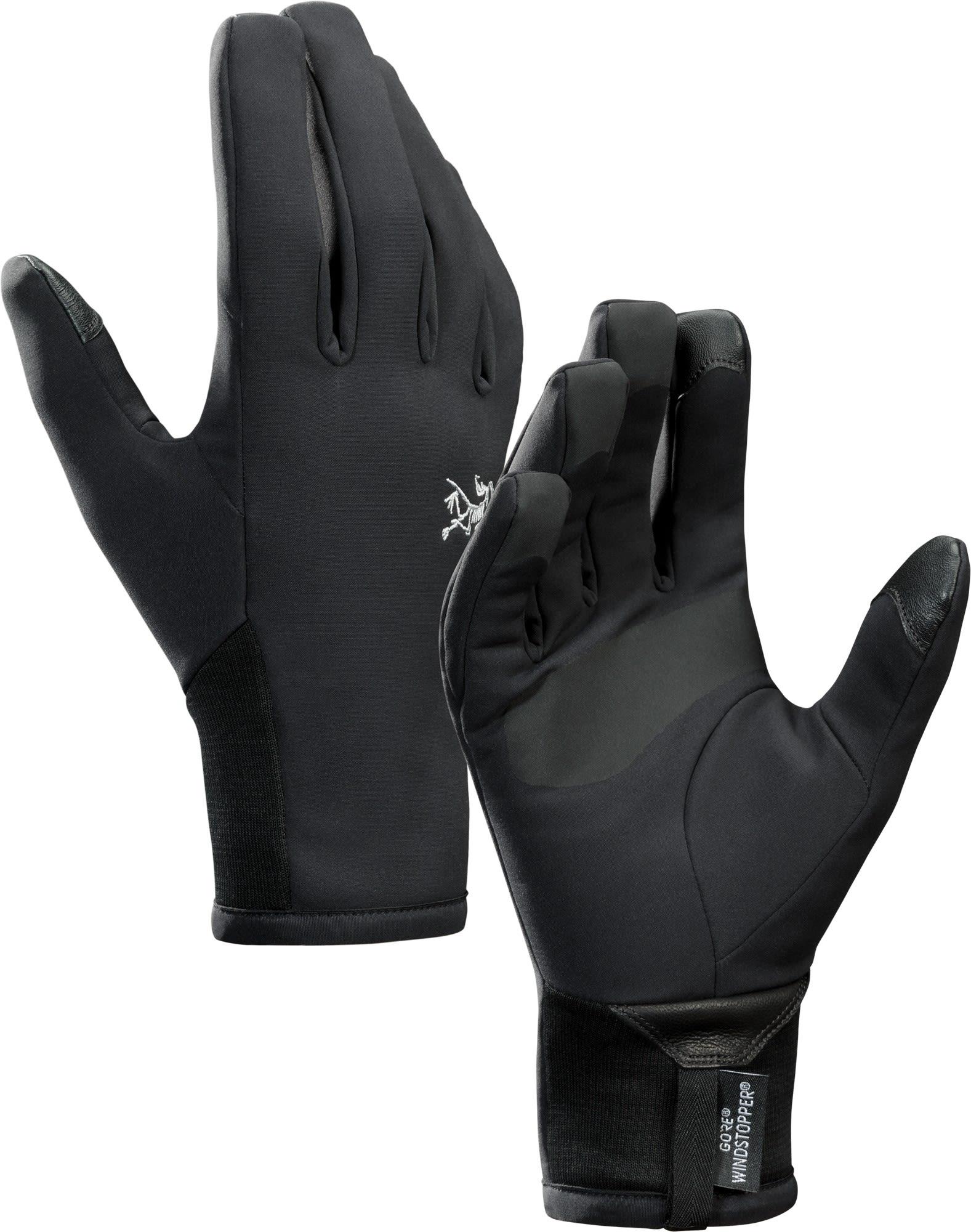 Arcteryx Venta Glove Schwarz, Accessoires, L