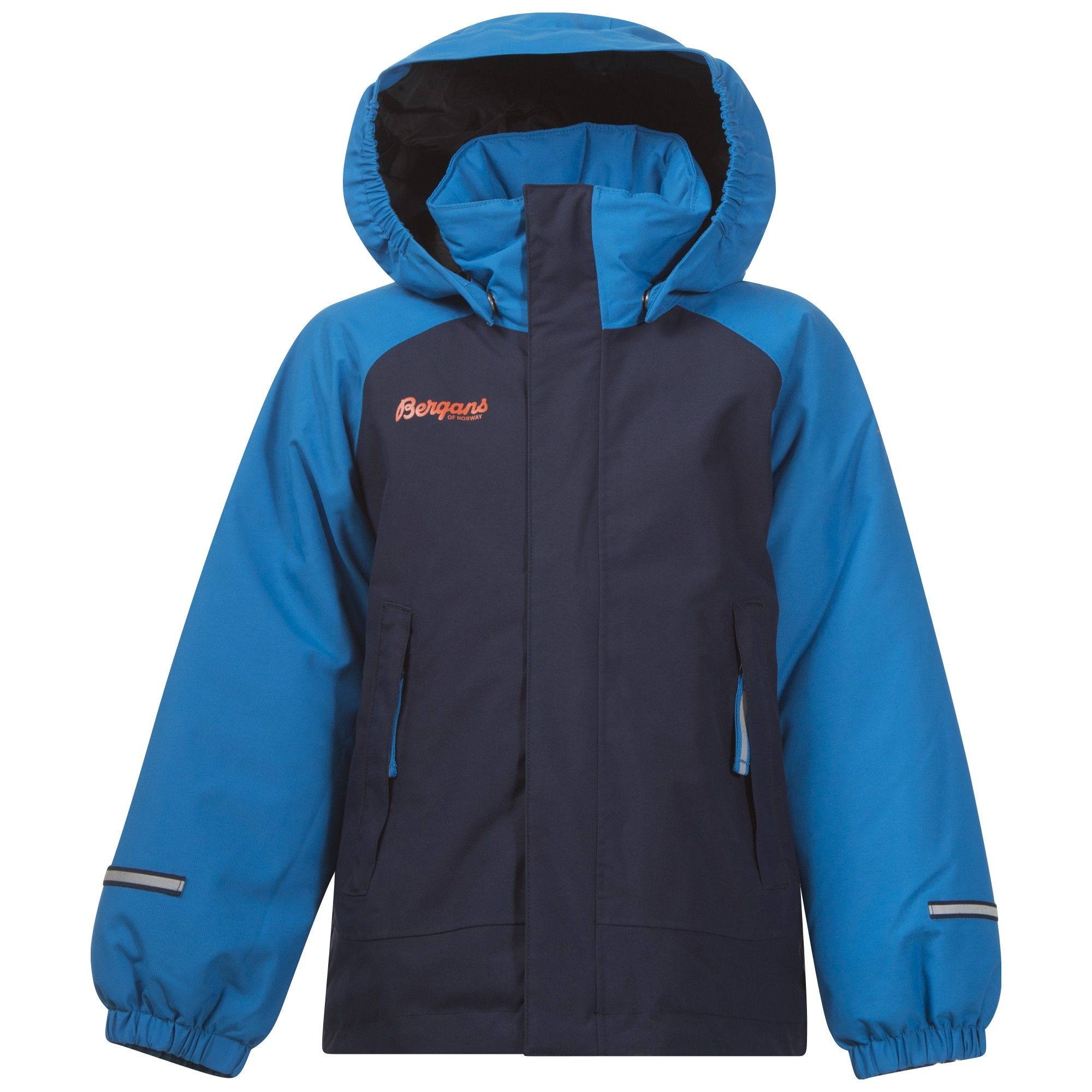 Bergans Storm Insulated Kids Jacket | Größe 92,86,98,104,110,116,122,128 | Kin