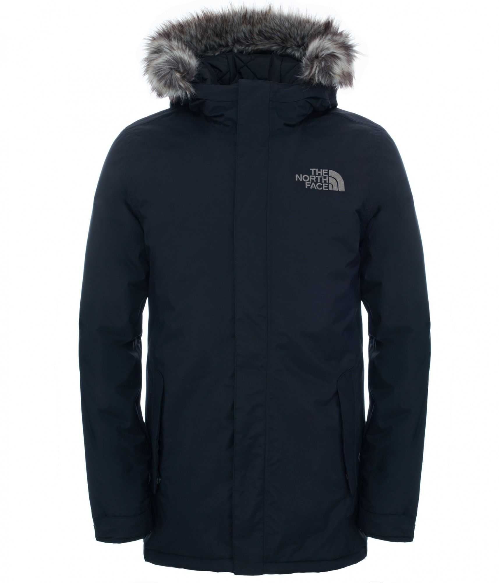 The North Face Zaneck Jacket Schwarz, Male Freizeitjacke, XL