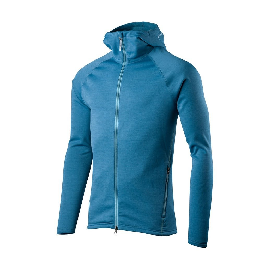 Houdini Outright Houdi Blau, Male Polartec® Fleecejacke, M