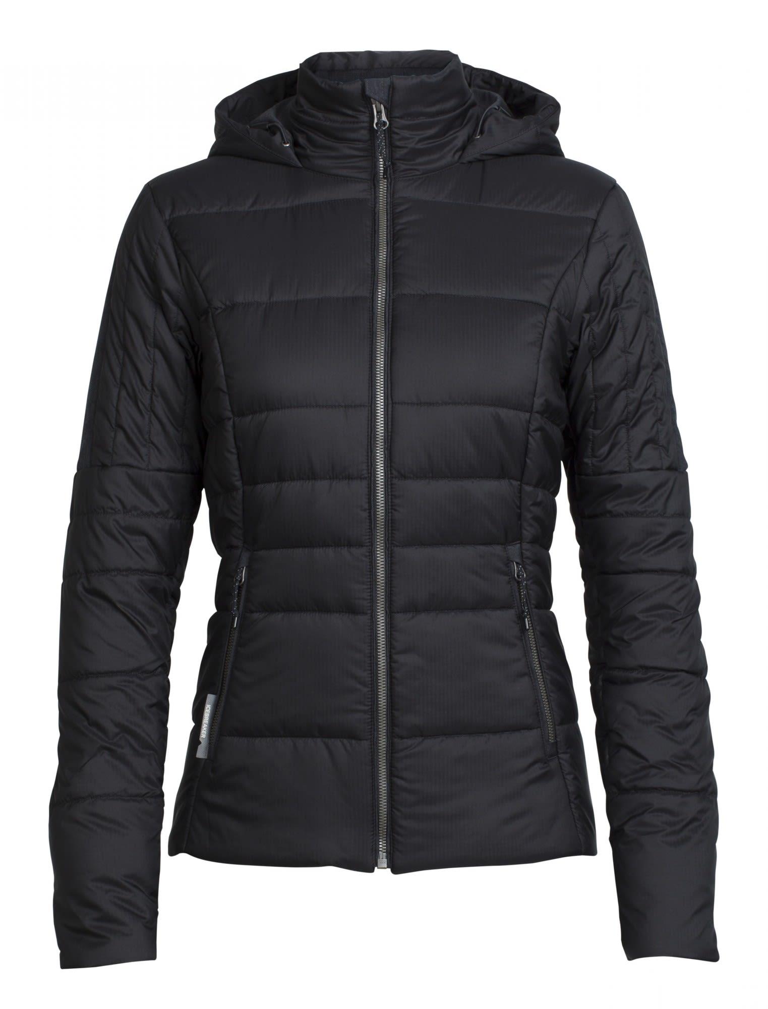 Icebreaker W Stratus X Hooded Jacket (Modell Winter 2017) | Größe XS | Damen F
