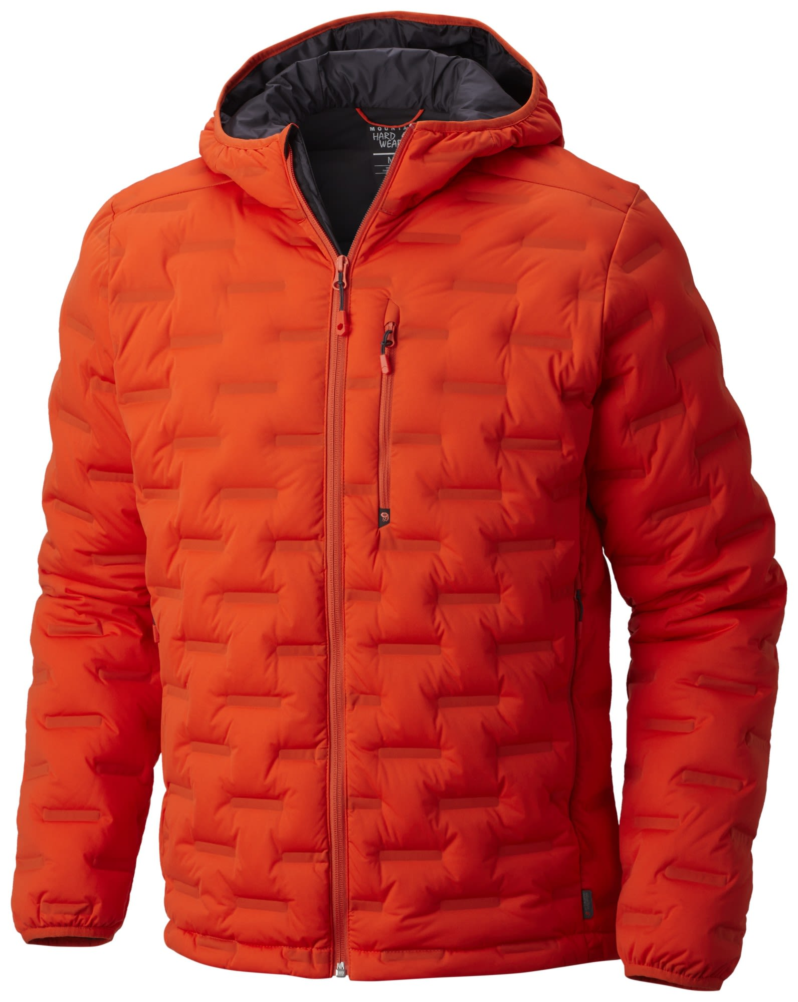 Mountain Hardwear M Stretchdown DS Hooded Jacket | Herren Freizeitjacke