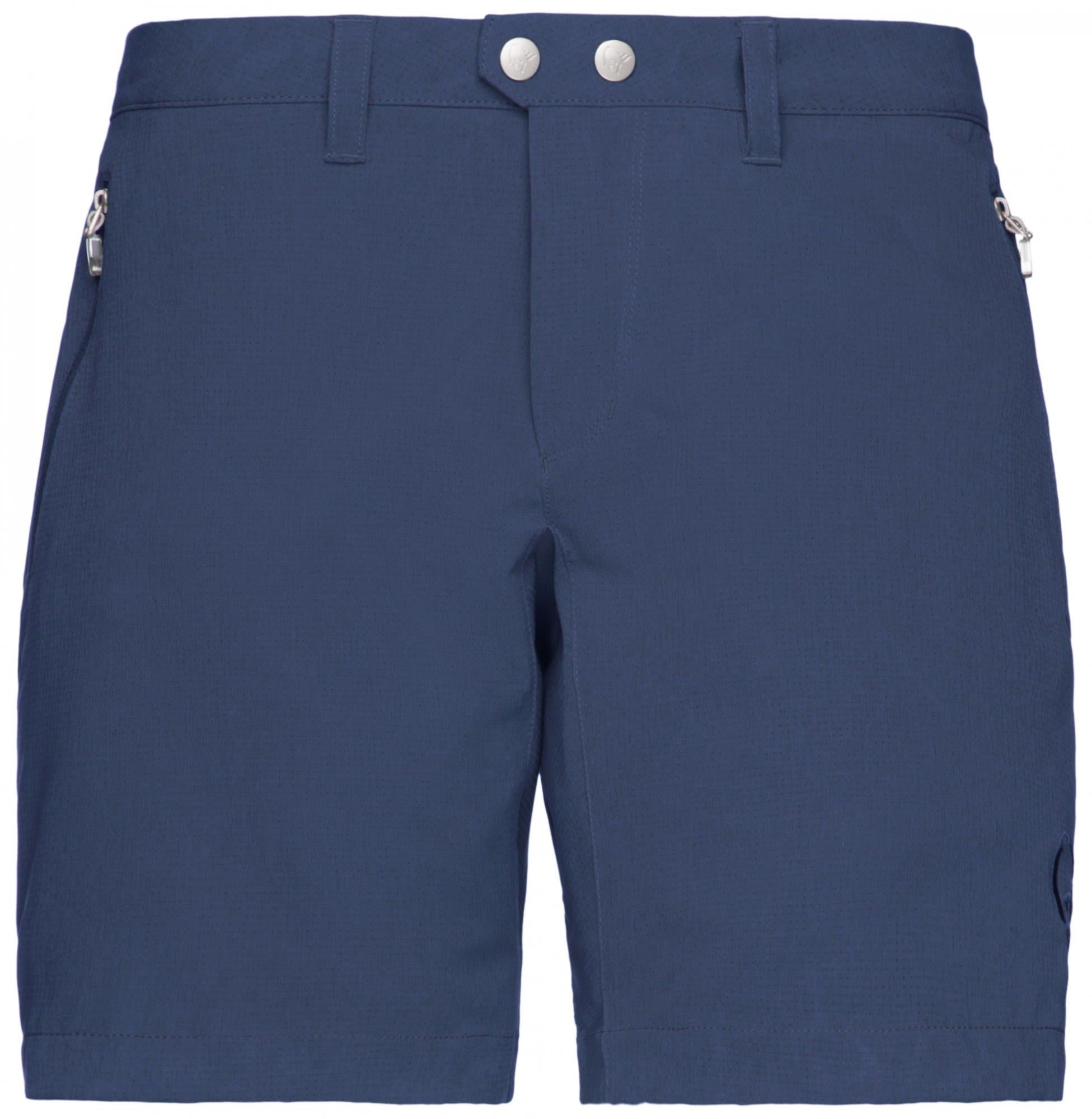 Norrona Bitihorn Flex1 Shorts Blau, Female Shorts, XS
