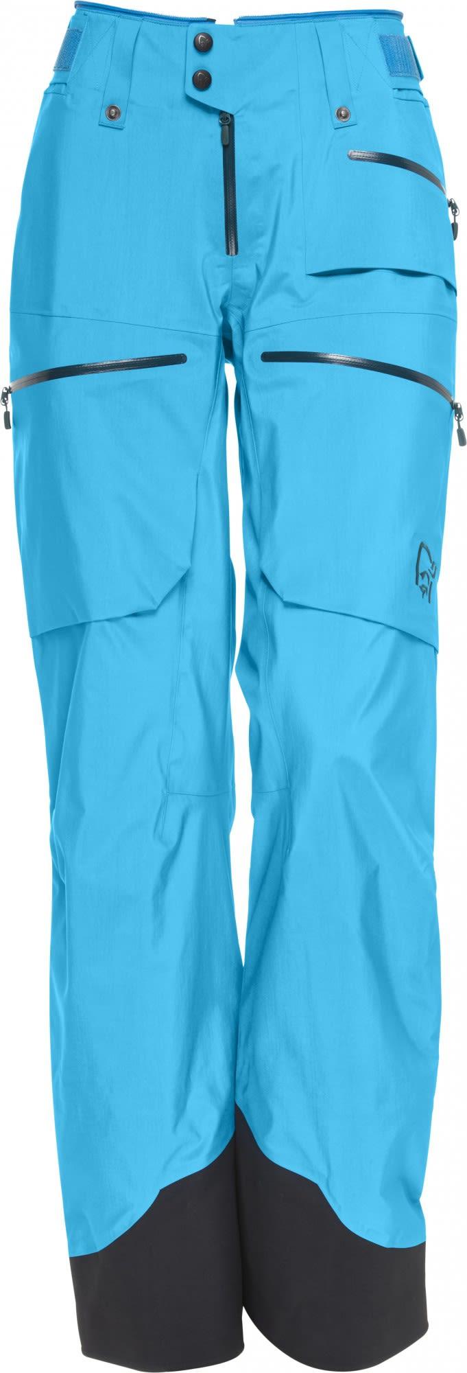 Norrona W Lofoten Gore-Tex Pro Light Pants | Größe XS,S,M,L | Damen Hose