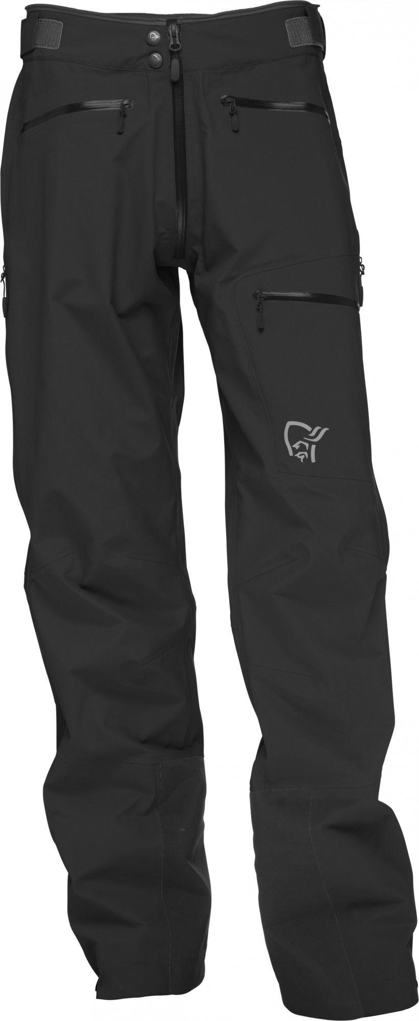 Norrona M Trollveggen Gore-Tex Light Pro Pants | Größe S,M,L,XL,XXL | Herren H