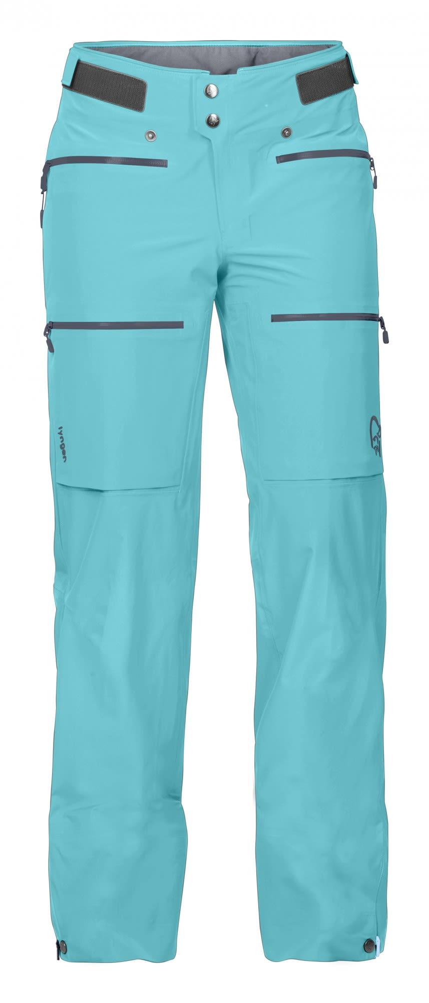Norrona W Lyngen Driflex3 Pants | Größe M,L | Damen Hose