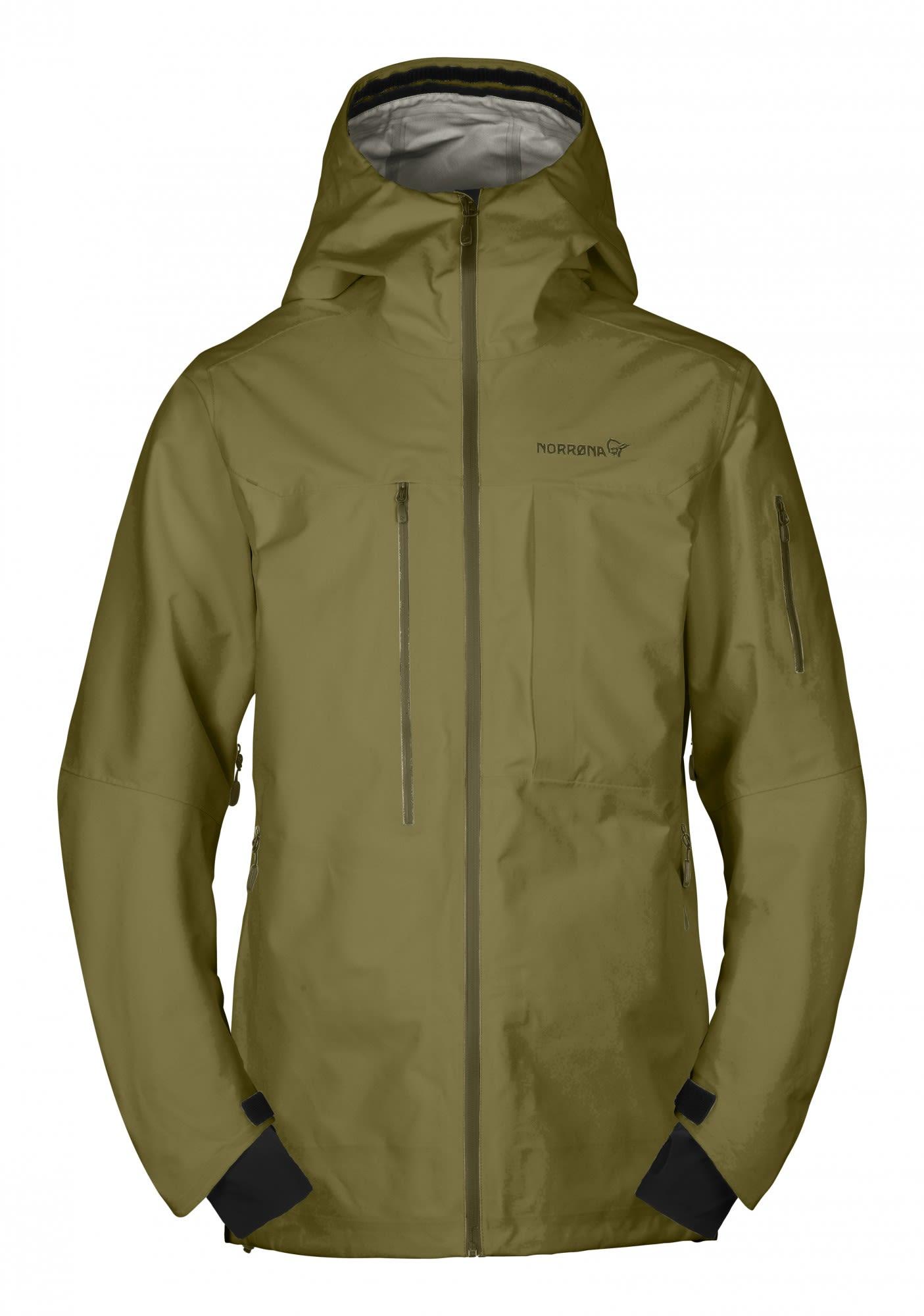 Norrona M Roldal Gore-Tex Jacket | Größe S | Herren Freizeitjacke