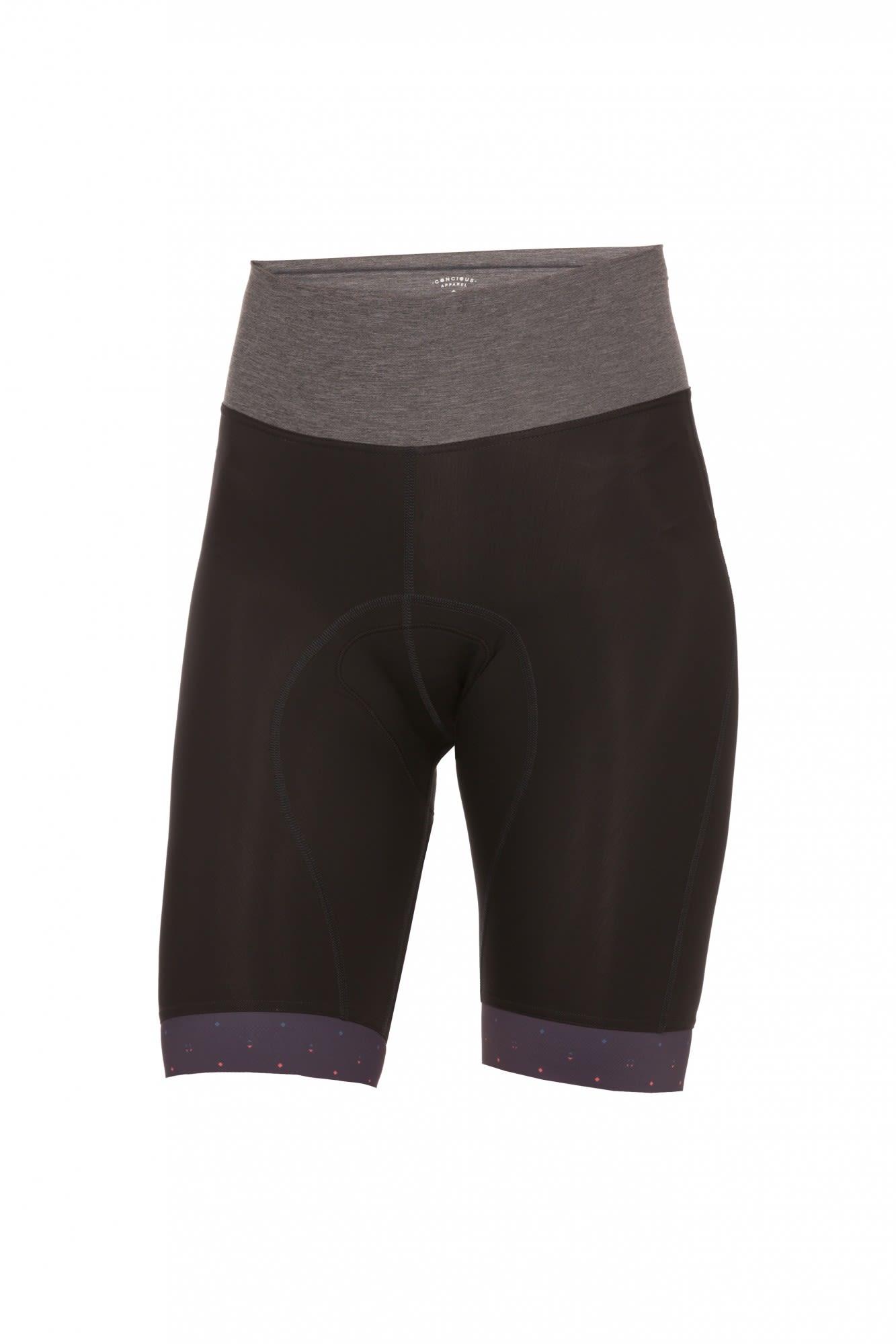Triple2 Sitt Padded Shorts Schwarz, Female Shorts, M