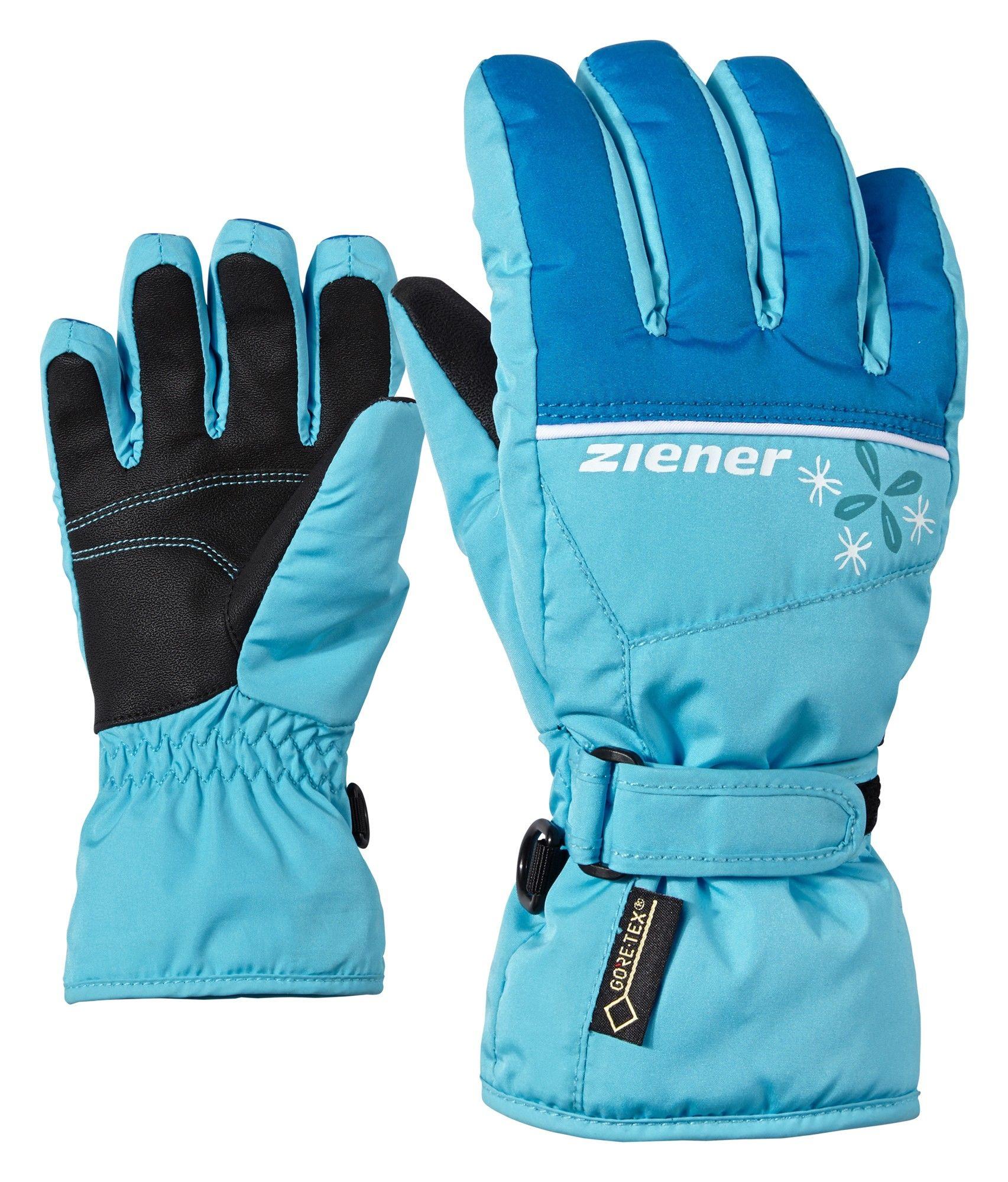 Ziener Junior Laber Gtx® Blau, Gore-Tex® Accessoires, 4