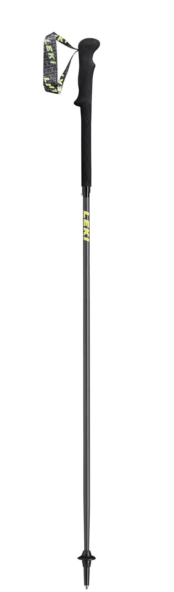 Leki Micro RCM Gelb, Wander-& Trekkingstock, 135 cm