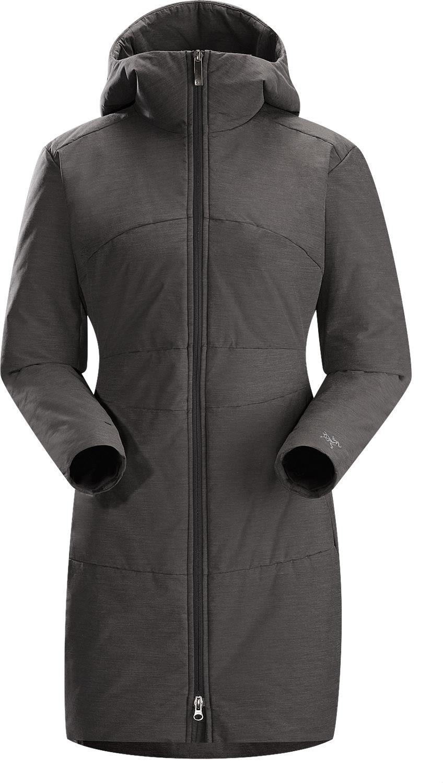 Arcteryx Darrah Coat Grau, Female Freizeitmantel, XS