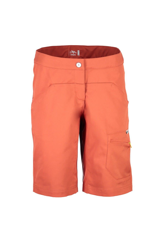 Maloja Flurinam. Shorts Rot, Female Shorts, L