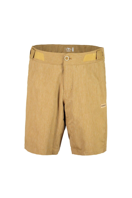 Maloja Vallunm. Shorts Gelb, Male Shorts, M