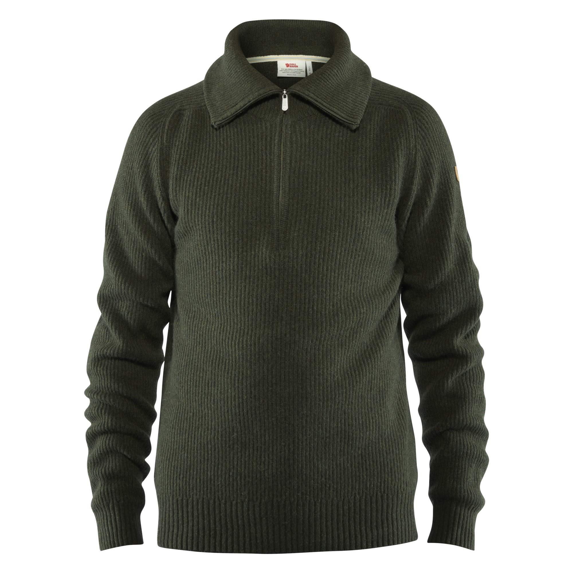 Fjällräven M Greenland RE-Wool Sweater | Größe XS,S,M,L,XL,XXL | Herren Frei