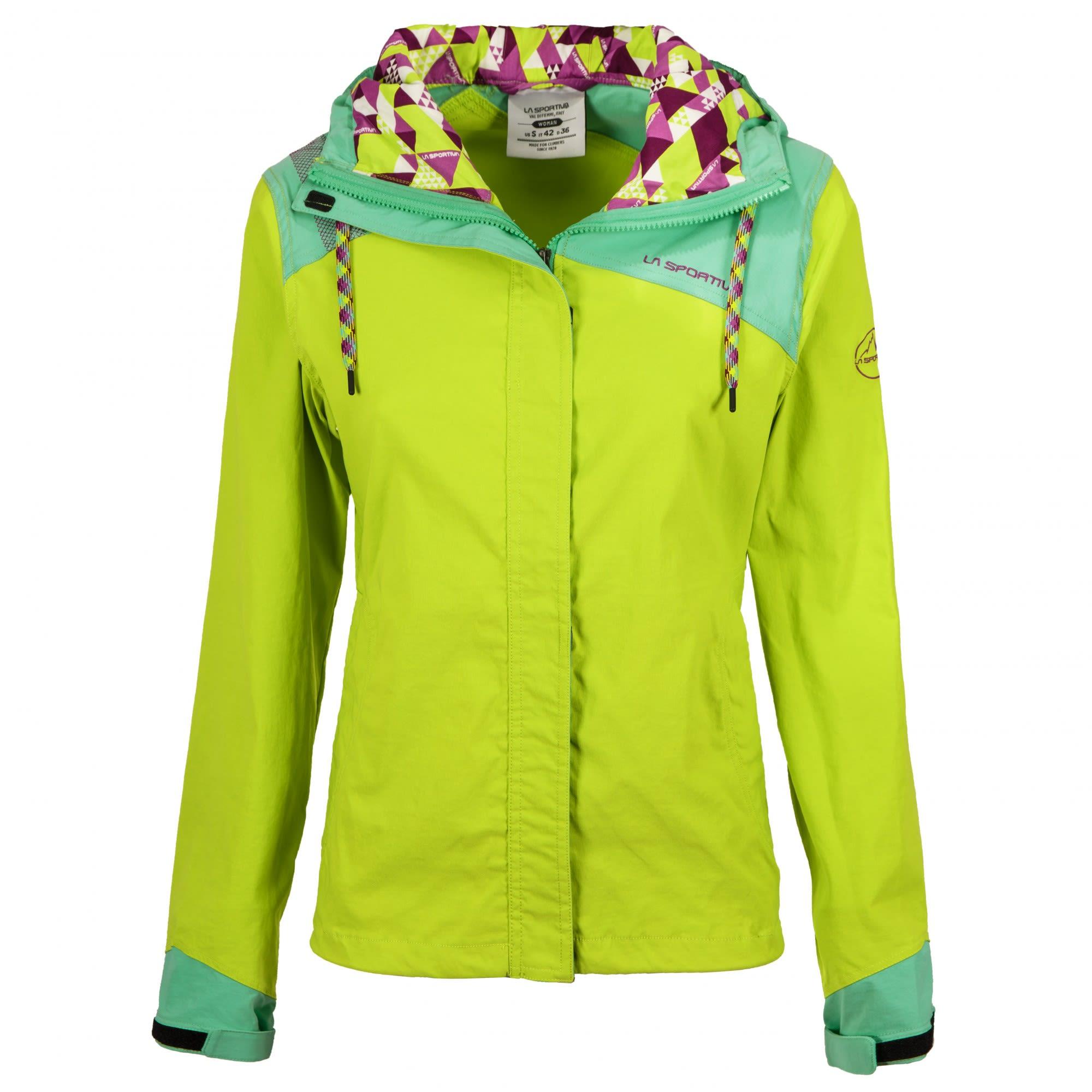 La Sportiva W Pitch Jacket   Größe XS,S,M,L,XL   Damen Freizeitjacke