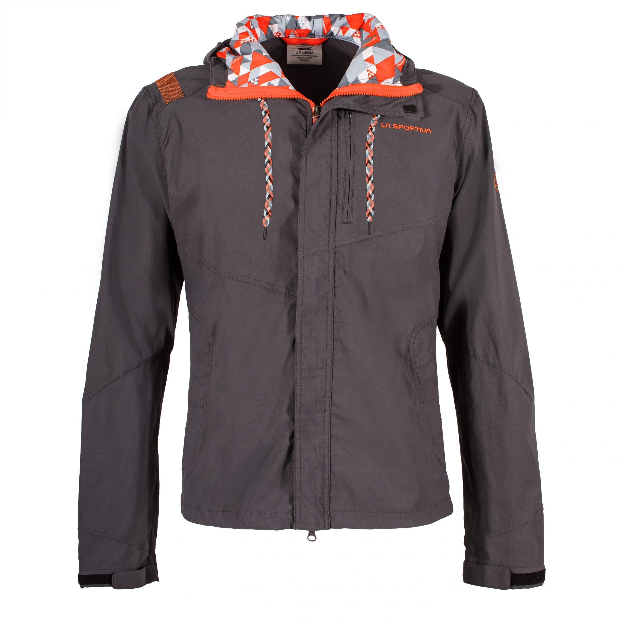 La Sportiva Grade Jacket Orange, Male Freizeitjacke, L