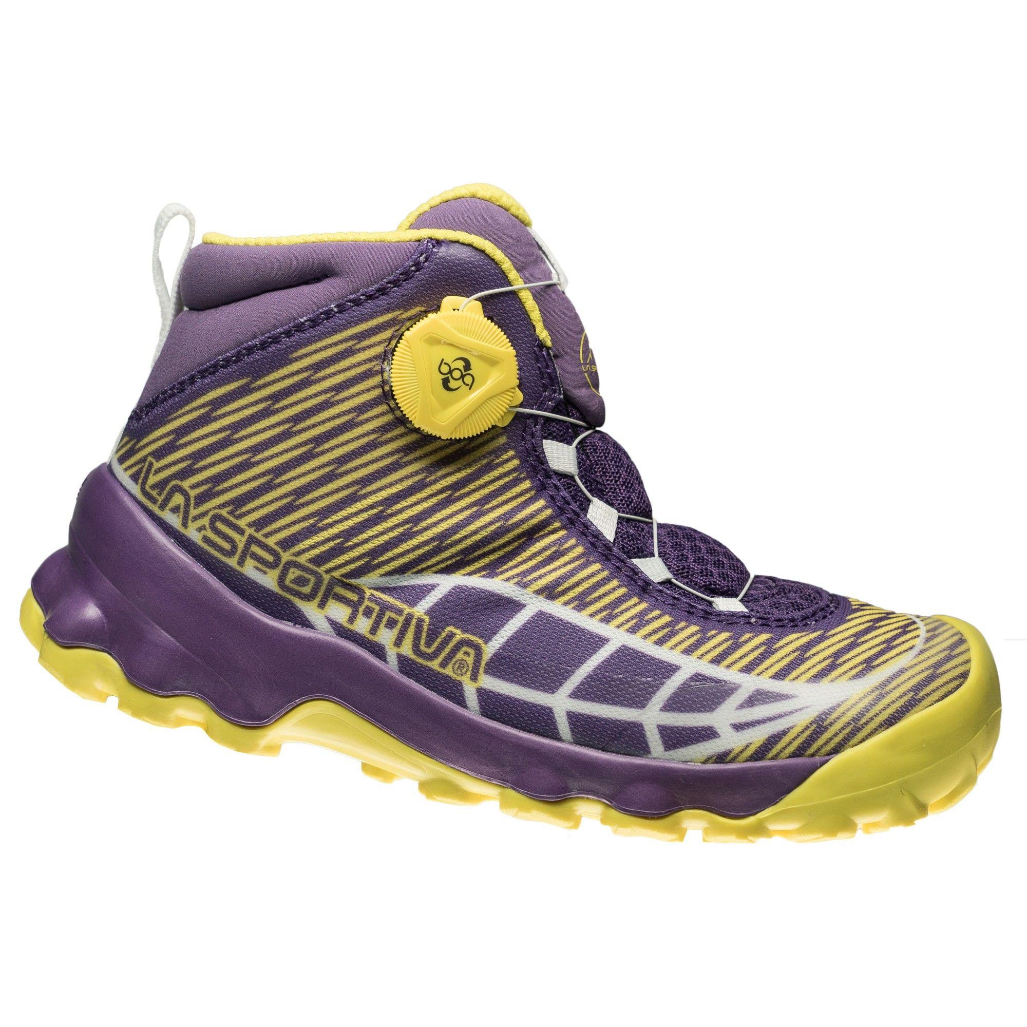 La Sportiva Kids Scout Lila/Violett, EU 35 -Farbe Purple, EU 35