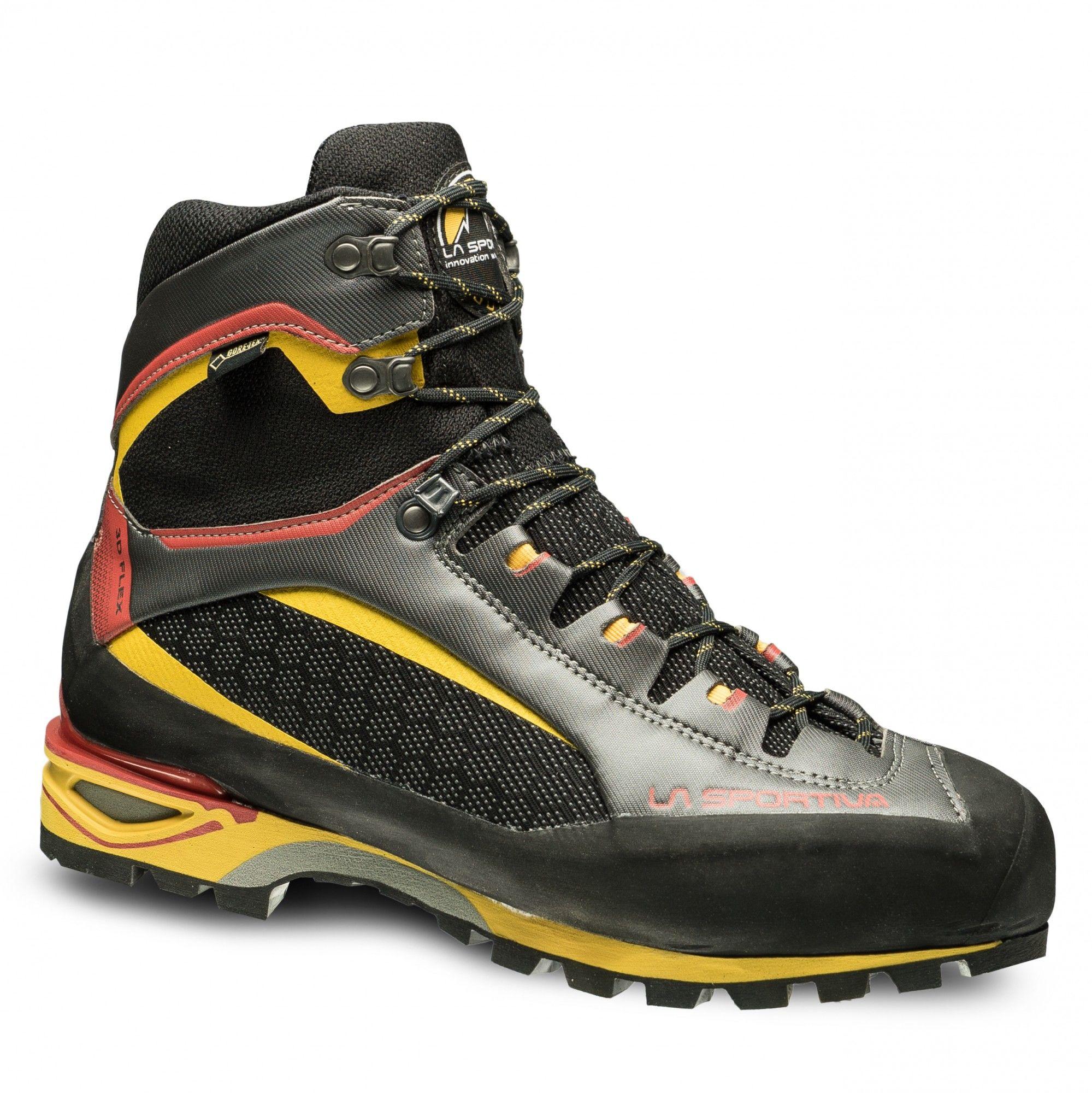 La Sportiva Trango Tower Gtx® Schwarz, Male Gore-Tex® EU 41 -Farbe Black -Yell