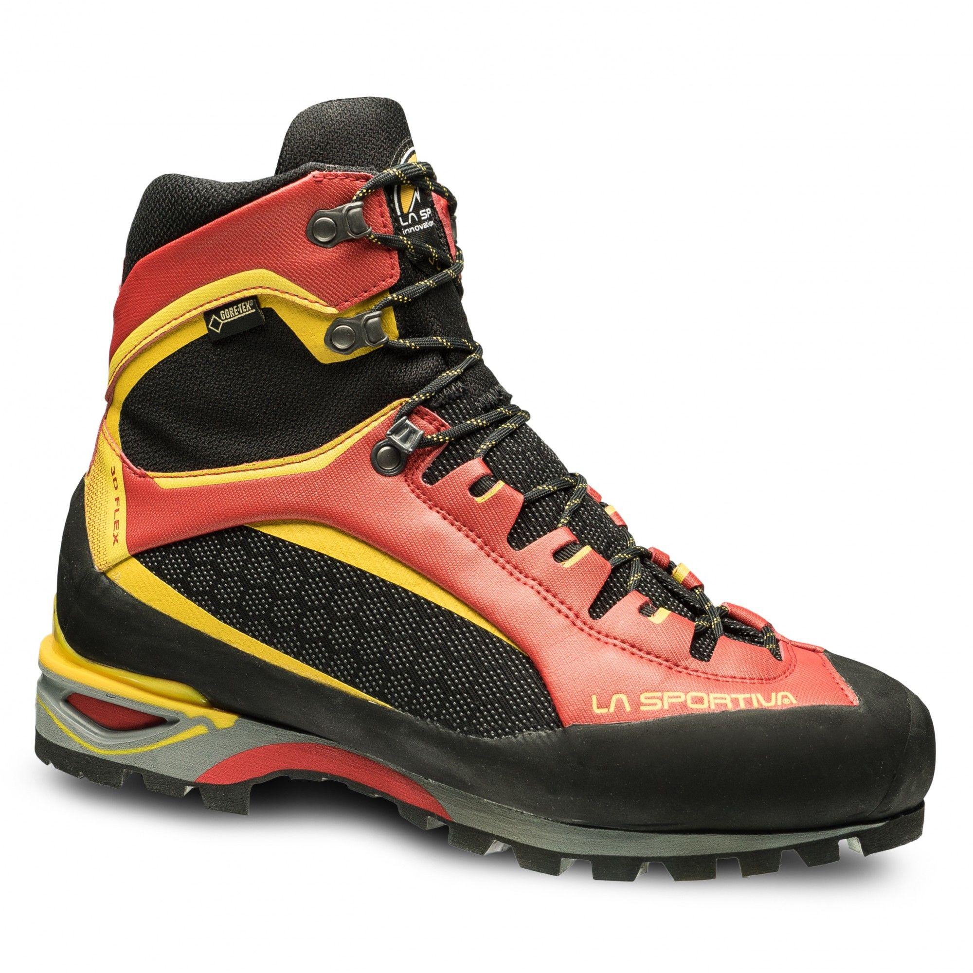 La Sportiva Trango Tower Gtx® Rot, Male Gore-Tex® EU 42 -Farbe Red -Yellow, 42