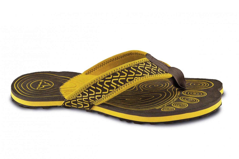 La Sportiva Swing Gelb, Male EU 39 -Farbe Black -Yellow, 39
