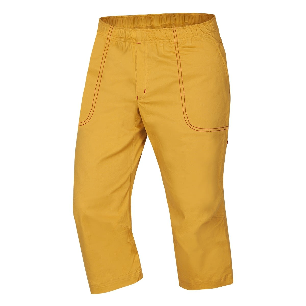 Ocun Jaws 3/4 Pant Gelb, Male S -Farbe Golden Yellow, S