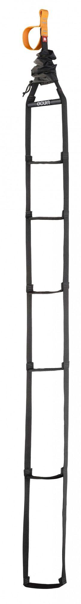 Ocun Ladder H Step Schwarz, Klettern, 181 cm