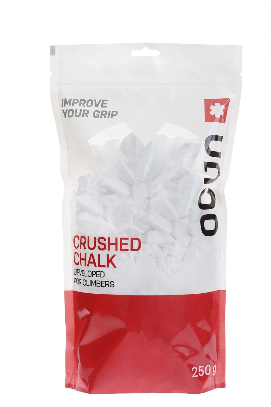 Ocun Crushed Chalk 250g Weiß, Klettern, One Size