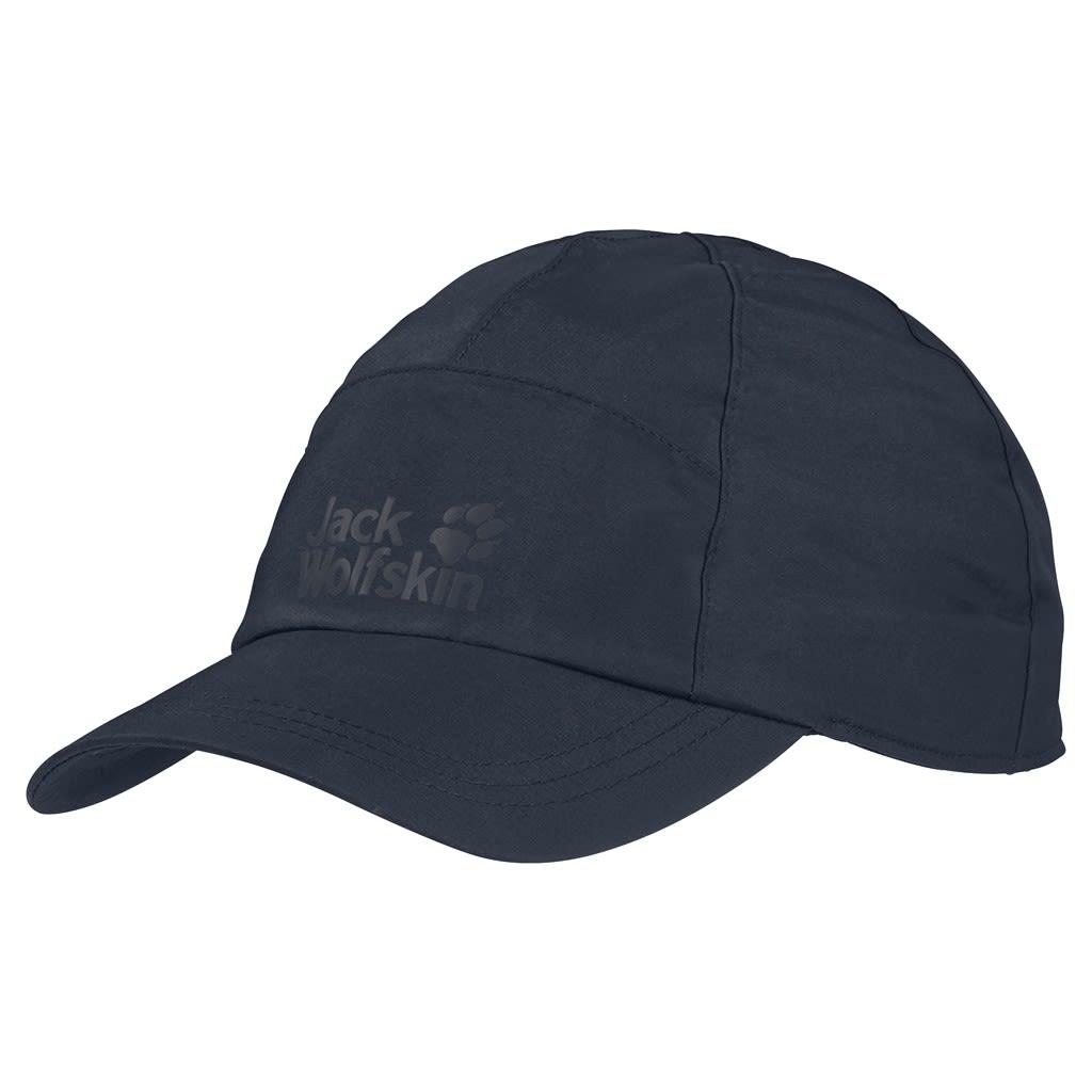 Jack Wolfskin Texapore Baseball Cap Blau, Accessoires, M
