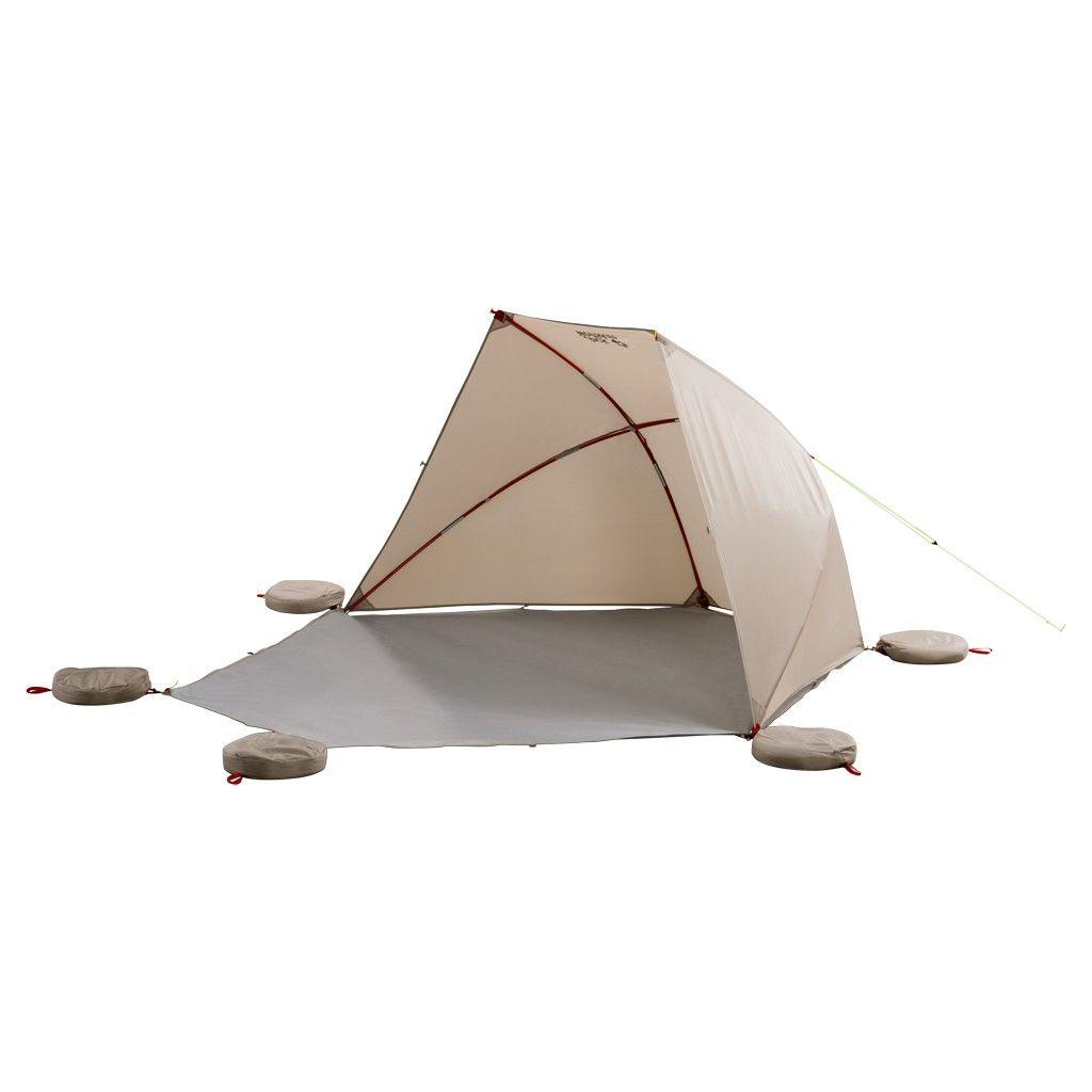 Jack Wolfskin Vario Beach Shelter | Größe 2 Personen |  Strandmuscheln