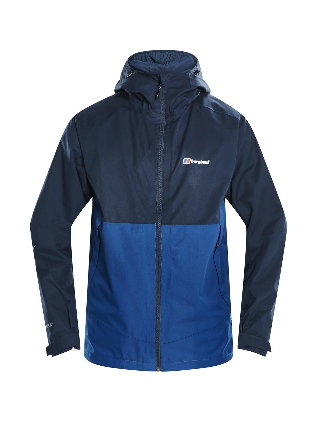 Berghaus Fellmaster 3in1 Jacket Blau, Male Gore-Tex® Doppeljacke-3-in-1-Jacke,
