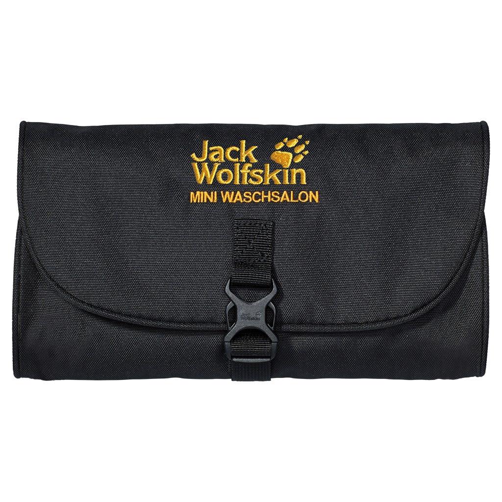 Jack Wolfskin Mini Waschsalon Schwarz, Reisen, 0.7l