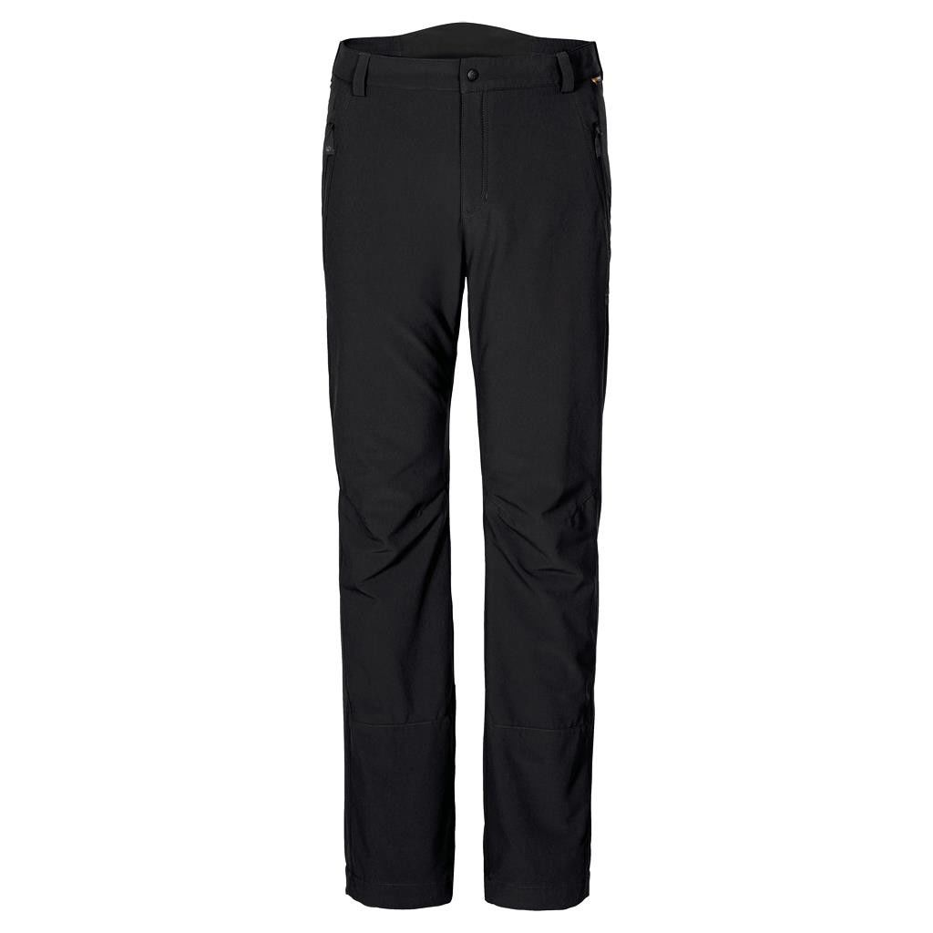Jack Wolfskin Active Winter Pants Schwarz, Male Hose, 54