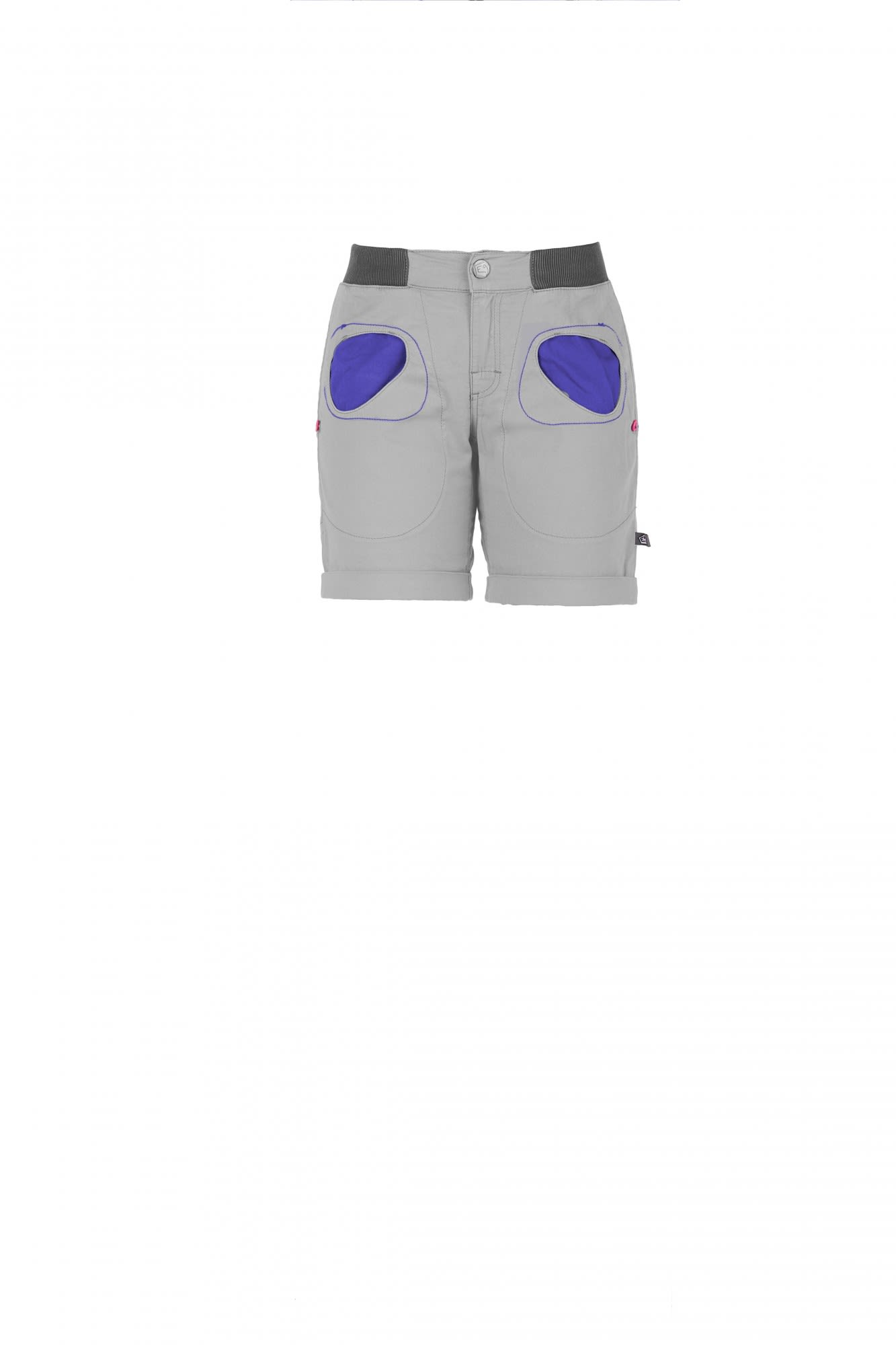 E9 Onda Short Grau, Female Shorts, L