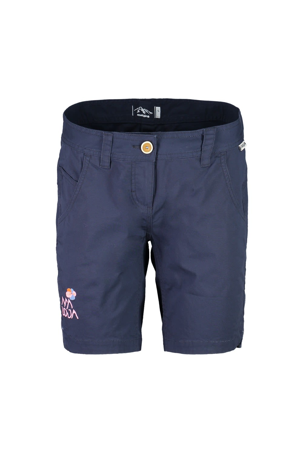 Maloja Bettinam. Shorts Blau, Female Shorts, S